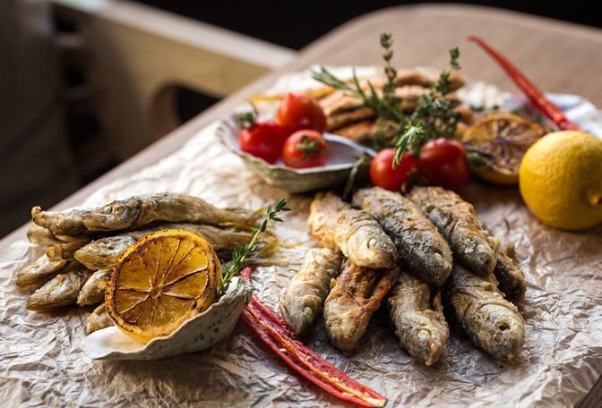 крымская рыбка