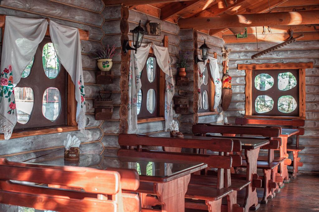 ресторан у тещи