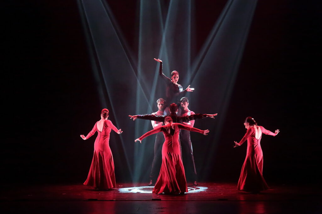 фестиваль фламенко в Ялте